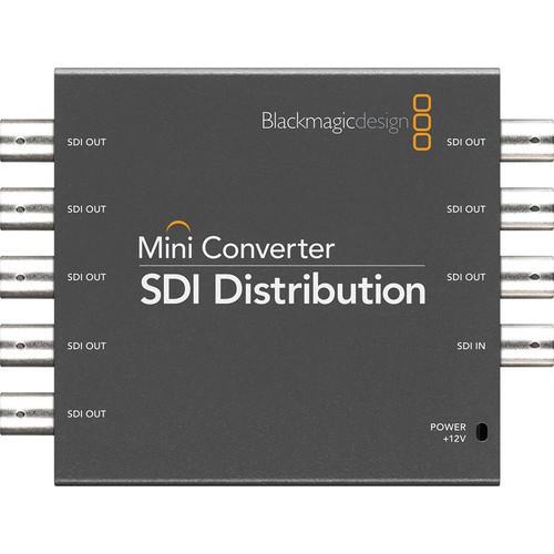 Distribution Amplifiers (DA's)