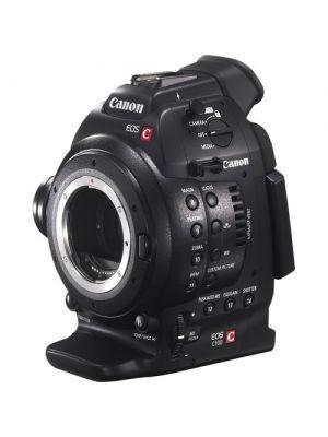 EOS C100 Cinema EOS Camera with Dual Pixel CMOS AF (Body Only)
