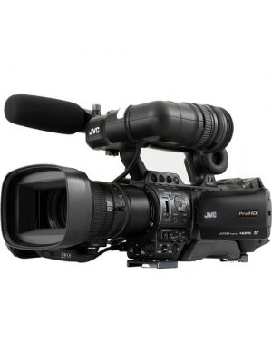 JVC GY-HM890RE ProHD Compact Shoulder Mount Camera with Fujinon 20x Lens