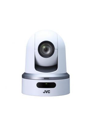 JVC KY-PZ100WE Robotic PTZ Full HD Network Video Production Camera- White
