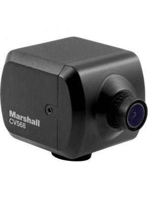 Marshall Electronics CV568 Miniature 1080p 3G/HD-SDI/HDMI Camera with Global Shutter & Genlock