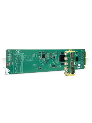 AJA openGear Ultra HD 4K SDI to 3G-SDI Down-Converter with DashBoard Support